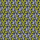 Abstrakter dekorativer Musterzusammenfassungshintergrund Stockfoto