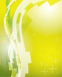 Abstrakter Digitalanschluß Hintergrund Lizenzfreie Stockfotos