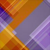 Abstrakter digitaler Hintergrund Stock Abbildung