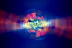 Abstrakter digitaler Lichthintergrund Lizenzfreies Stockfoto