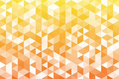 Abstrakter Dreieckhintergrund Stockbild