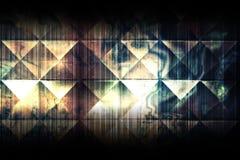 Abstrakter dunkler grungy Hintergrund vektor abbildung