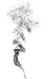 Abstrakter dunkler Rauch Stockfotografie