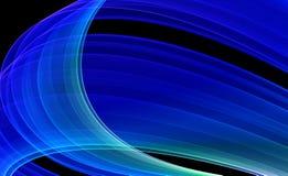 Abstrakter dymamic Hintergrund Lizenzfreies Stockfoto