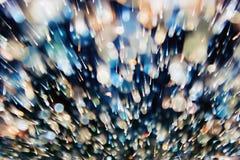 Abstrakter dynamischer Hintergrund Lizenzfreies Stockbild