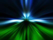 Abstrakter dynamischer mehrfarbiger Hintergrund Lizenzfreie Stockbilder