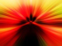 Abstrakter dynamischer mehrfarbiger Hintergrund Stockbilder
