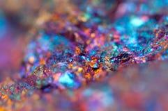 Abstrakter Edelsteinhintergrund (große Sammlung) Stockbild