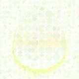 Abstrakter einfacher Hintergrund Ostern mit Papierei Stockfoto