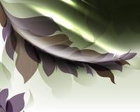 Abstrakter Elementhintergrund Lizenzfreies Stockfoto
