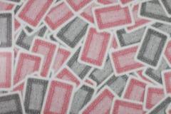 Abstrakter Farbenhintergrund Lizenzfreies Stockbild