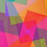 Abstrakter Farbenhintergrund Stockfoto