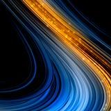 Abstrakter Farbenhintergrund Lizenzfreies Stockfoto