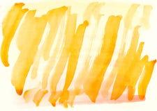 Abstrakter Farbenhintergrund auf Segeltuch Lizenzfreie Stockbilder