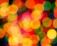 Abstrakter Farbenhintergrund des Unschärfe stockfotos