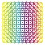 Abstrakter Farbgrafikhintergrund vektor abbildung