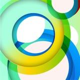 Abstrakter Farbhintergrund. Stockbilder