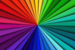 Abstrakter Farbhintergrund Lizenzfreie Stockfotografie