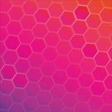 Abstrakter Farbvektorhintergrund Lizenzfreie Stockfotografie