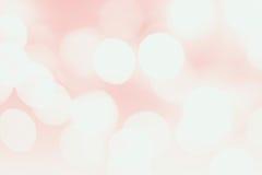 Abstrakter festlicher Hintergrund Weihnachts- und des neuen Jahresfest bokeh Lizenzfreies Stockbild