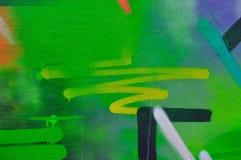 Abstrakter Formfarbenhintergrund lizenzfreie stockfotos