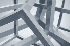 Abstrakter Formular-Hintergrund Stockfoto