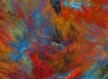 Abstrakter Fractal - 0005 Lizenzfreies Stockfoto