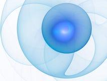 Abstrakter Fractal-Hintergrund lizenzfreie abbildung