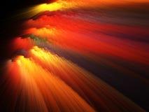 Abstrakter Fractalhintergrund Stockfotos