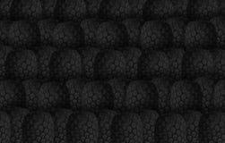 Abstrakter Fruchthintergrund mit bunten Ananas Helles Fruchtkonzept lizenzfreie stockfotografie