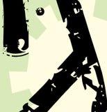 Abstrakter Gang-Hintergrund #3 Stockfotos