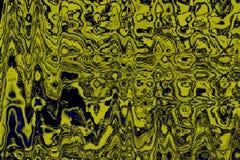 Abstrakter gelb-blauer Tönungshintergrund mit Schmutzbeschaffenheit Lizenzfreie Stockfotografie