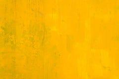 Abstrakter gelber Hintergrund Stockfotografie