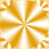Abstrakter gelber und weißer Hintergrund Lizenzfreie Stockfotografie