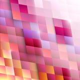 Abstrakter Geometriehintergrund Lizenzfreies Stockbild