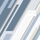 Abstrakter Geometriehintergrund Lizenzfreie Stockfotografie