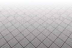 Abstrakter geometrischer überprüfter Hintergrund Stockbild