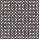 Abstrakter geometrischer Dekor des Vektors in der ägyptischen Art Lizenzfreies Stockbild