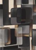 Abstrakter geometrischer Hintergrund. Lizenzfreie Stockfotos