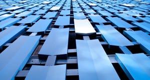Abstrakter geometrischer Hintergrund Lizenzfreies Stockfoto