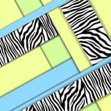 Abstrakter geometrischer Hintergrund 3D Nahtlose Mehrfarbenbeschaffenheit mit Schatten Schablone, Abdeckung, Stockbild