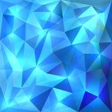 Abstrakter geometrischer Hintergrund des Vektors stock abbildung