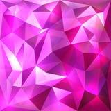 Abstrakter geometrischer Hintergrund des Vektors lizenzfreie abbildung