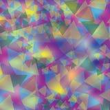 Abstrakter geometrischer Hintergrund für Entwurf backgrou Stockfoto