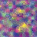 Abstrakter geometrischer Hintergrund für Entwurf backgrou Lizenzfreies Stockbild