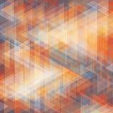 Abstrakter geometrischer Hintergrund für Geschäft, Webdesign, Druck oder Darstellung Lizenzfreies Stockbild
