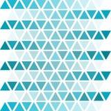 Abstrakter geometrischer Hintergrund, Illustration stock abbildung