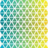 Abstrakter geometrischer Hintergrund, Illustration Stockfotos