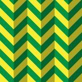 Abstrakter geometrischer Hintergrund im Grün und im Gelb Lizenzfreies Stockfoto