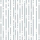 Abstrakter geometrischer Hintergrund mit dunklen punktierten Linien Vektor stock abbildung